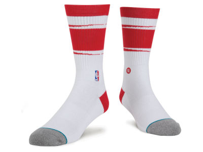 Houston Rockets Stance NBA Arena Core Crew Sock