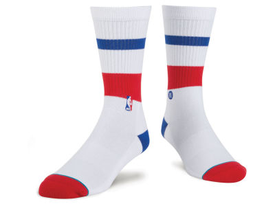 Los Angeles Clippers Stance NBA Arena Core Crew Sock