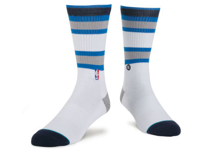 Dallas Mavericks Stance NBA Arena Core Crew Sock