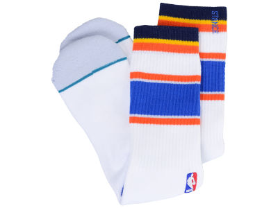 Oklahoma City Thunder Stance NBA Arena Core Crew Sock
