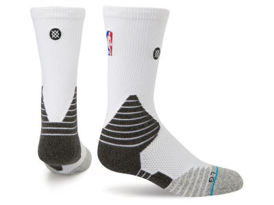NBA All Star Stance NBA Logo Man Crew Sock