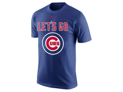 Chicago Cubs Nike MLB Men's Playoff Local T-Shirt