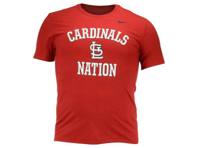 St. Louis Cardinals Nike MLB Men's Local Phrase T-Shirt