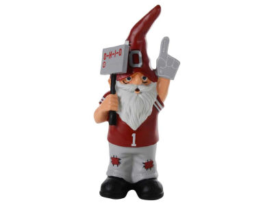 Ohio State Buckeyes Fan Gnome