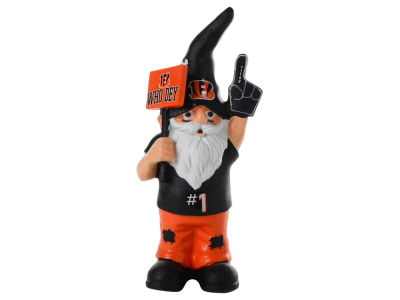 Cincinnati Bengals Fan Gnome