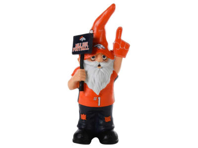 Denver Broncos Fan Gnome