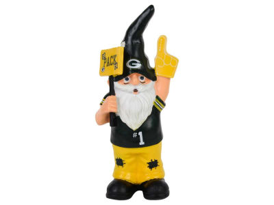 Green Bay Packers Fan Gnome