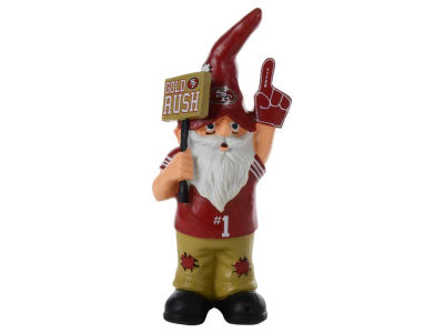 San Francisco 49ers Fan Gnome
