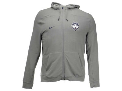 Connecticut Huskies Nike NCAA Men's Varsity Supernational Full Zip Hoodie