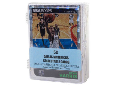 Dallas Mavericks 50 Card Pack-Assorted