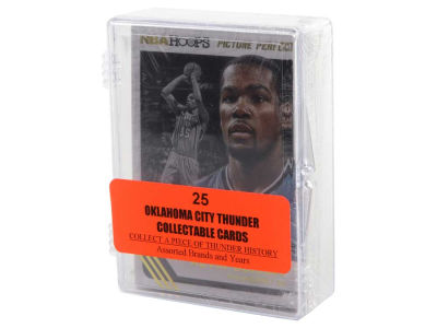 Oklahoma City Thunder 50 Card Pack-Assorted