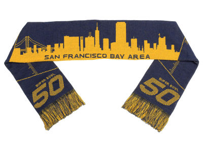 Super Bowl 50 NFL Super Bowl 50 Cityscape Scarf