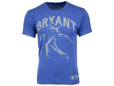 Chicago Cubs Kris Bryant MLB Men's Unique Player T-Shirt