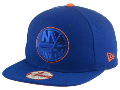 New York Islanders New Era NHL Pop Flip 9FIFTY Snapback Cap