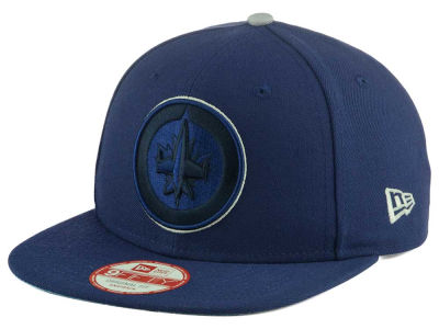 Winnipeg Jets New Era NHL Pop Flip 9FIFTY Snapback Cap
