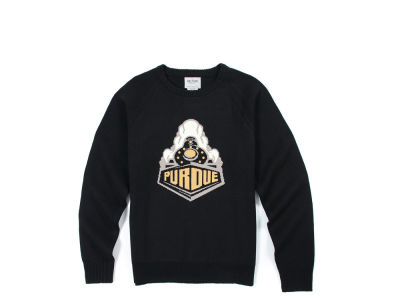 Purdue Boilermakers NCAA Men's Hillflint Mascot Sweater