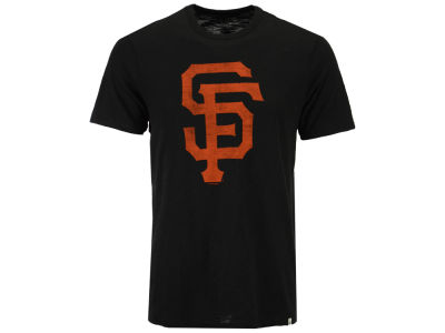 San Francisco Giants MLB Men's Scrum Logo T-Shirt