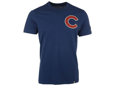 Chicago Cubs '47 MLB Men's Rundown Fieldhouse T-Shirt
