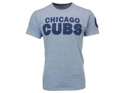 Chicago Cubs '47 MLB Men's Crossover Fieldhouse T-Shirt