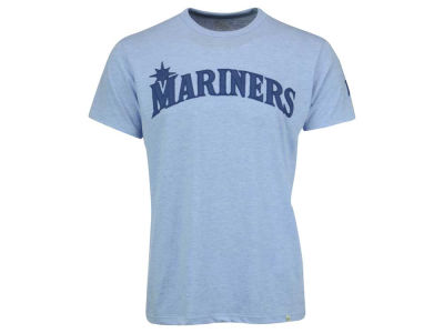 Seattle Mariners MLB Men's Crossover Fieldhouse T-Shirt