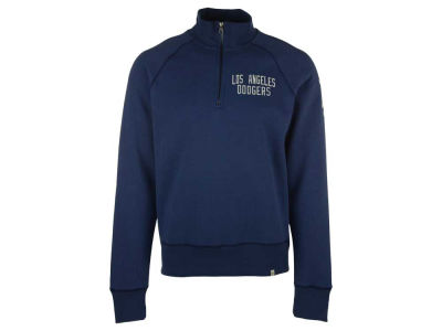 Los Angeles Dodgers MLB Men's Game Break Quarter Zip Pullover