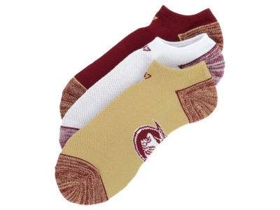 Florida State Seminoles '47 3-pack Blade Motion No Show Socks