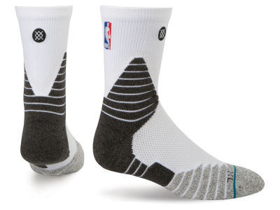 NBA All Star Stance NBA Logo Man Quarter Sock