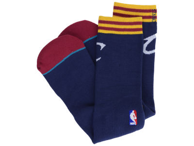 Cleveland Cavaliers Stance NBA Arena Logo Crew Sock