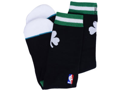 Boston Celtics Stance NBA Arena Logo Crew Sock