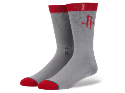Houston Rockets Stance NBA Arena Logo Crew Sock