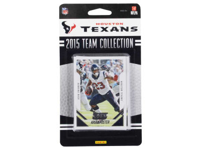 Houston Texans 2015 NFL Team Card Set