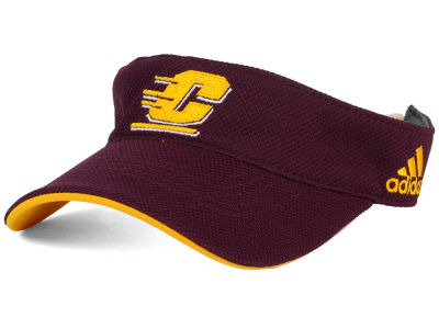 Central Michigan Chippewas adidas NCAA 2016 Sideline Visor