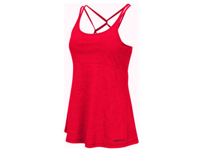 Louisville Cardinals NCAA Women's Albatross Tank