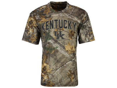 Kentucky Wildcats NCAA Men's Realtree Brow Tine T-Shirt