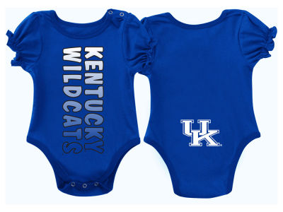 Kentucky Wildcats NCAA Newborn Girls Sunset Creeper