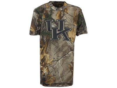 Kentucky Wildcats Colosseum NCAA Youth Realtree Brow Tine T-Shirt
