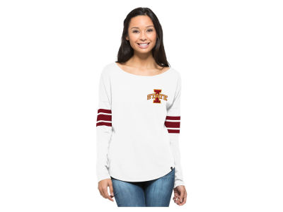 Iowa State Cyclones '47 NCAA Women's Ultra Courtside Long Sleeve T-Shirt