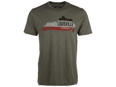 Louisville Cardinals '47 NCAA Men's State Scrum T-Shirt