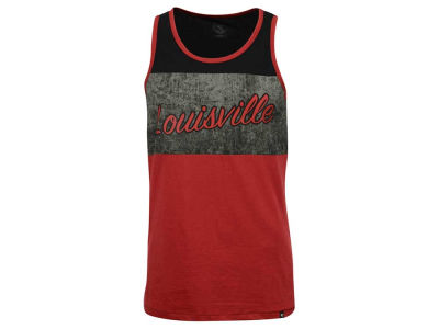 Louisville Cardinals '47 NCAA Men's Split Line Tank