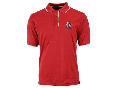 St. Louis Cardinals MLB Men's Elite Performance Polo Shirt