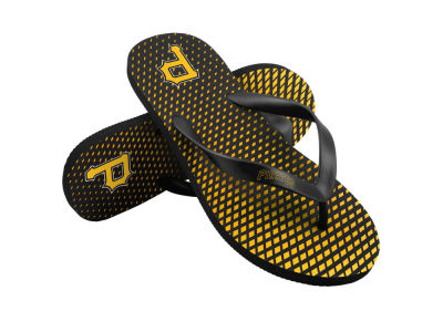 Pittsburgh Pirates High End Flip Flops