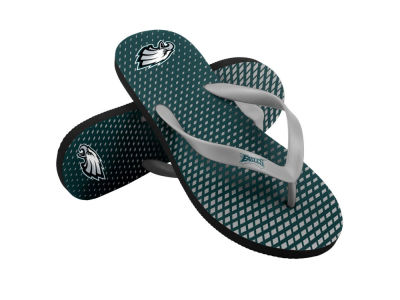 Philadelphia Eagles High End Flip Flops