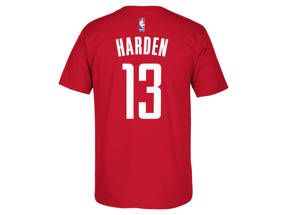 ... new zealand houston rockets james harden adidas nba mens chinese new  year player t shirt 73431 7304a6884