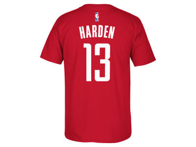 Houston Rockets James Harden adidas NBA Men's Chinese New Year Player T-Shirt