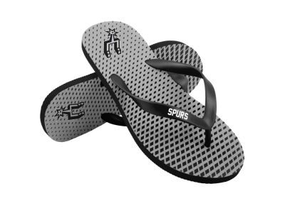 San Antonio Spurs High End Flip Flops
