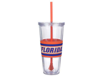 Florida Gators 22oz Hyped Straw Tumbler