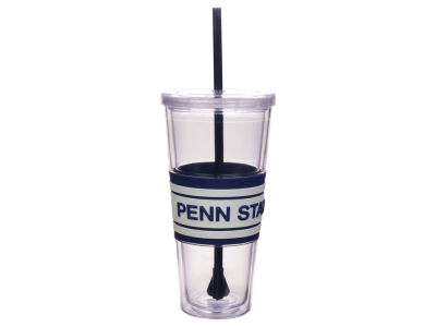 Penn State Nittany Lions 22oz Hyped Straw Tumbler