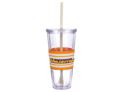 Tennessee Volunteers 22oz Hyped Straw Tumbler