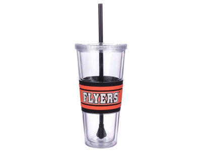 Philadelphia Flyers 22oz Hyped Straw Tumbler