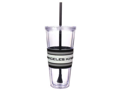 Los Angeles Kings 22oz Hyped Straw Tumbler